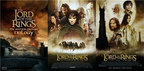 IMAX宣布电影《指环王》三部曲将于2月5日起在北美上映