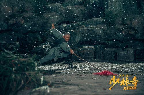 电影《少林寺之得宝传奇》开启预售 倪大红刘昊然猛献意外惊喜