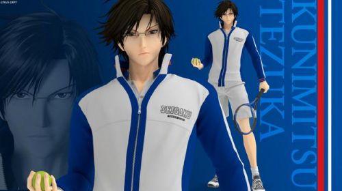 3D动画《龙马!新生剧场版网球王子》公布9月3日在日本上映的角色剧照