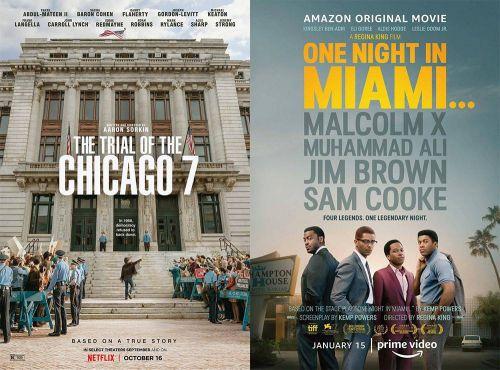 2021美国编剧工会奖(WGA)公布电影类提名名单