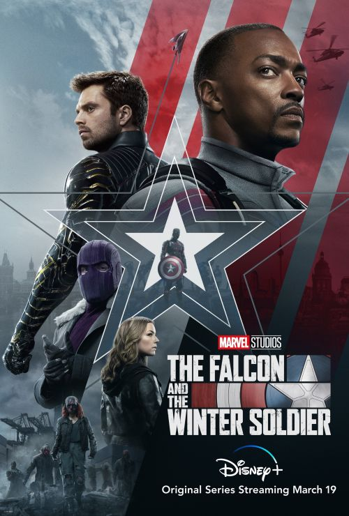 漫威新剧《猎鹰与冬兵》制作成本1.5亿美元 单集2500万美元