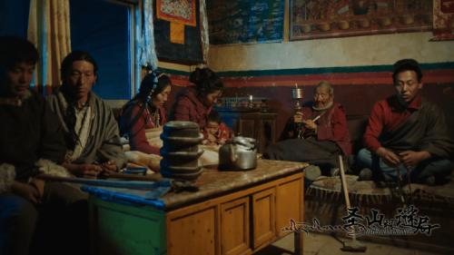 """""""四川造""""藏文化电影《圣山村谜局》将于4月1日全国上映"""