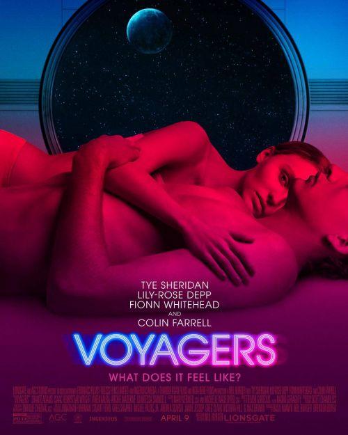 科幻惊悚片《迷惘星空》发海报 将于4月9日在北美上映