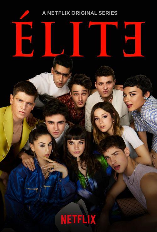 《名校风暴》第四季发正式海报,将于6月18日上线Netflix