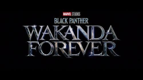 """漫威影业发视频集 确定《黑豹2》副片名为""""瓦坎达万岁"""""""