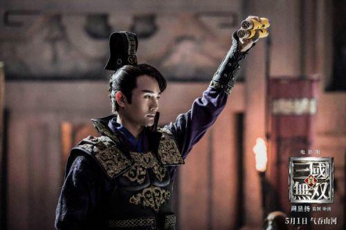 电影《真·三国无双》热映 古天乐王凯杨祐宁热血争霸