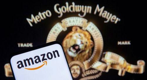 亚马逊以84.5亿美金买下米高梅!