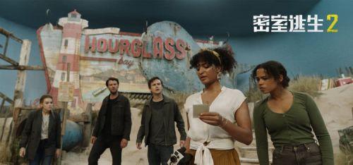 电影《密室逃脱2》即将回归银幕 将于7月16日北美上映