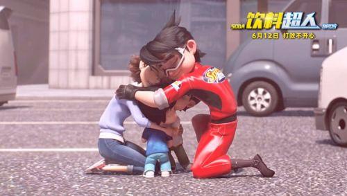 动画电影《饮料超人》将于明日上映 精彩看点大揭秘