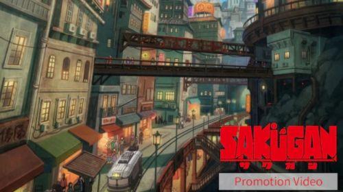 原创动画新作《Sacks&Guns!!》即将于今秋开播