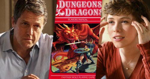 康伯巴奇、派恩及罗德里格兹将参演《龙与地下城》改编电影