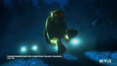 《变形金刚:塞伯坦之战三部曲 王国》公布新截图 预告将发布