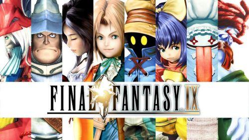 Square Enix将推出面向儿童的动画片《最终幻想9》