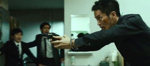 动作悬疑片《孤狼之血》续篇《孤狼之血 LEVEL2》日本定档