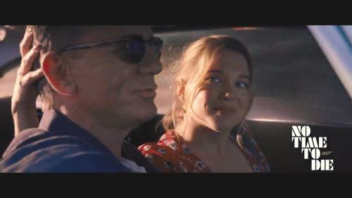 《007》新电影《007:无暇赴死》曝预告 新邦女郎长腿猛踢敌人