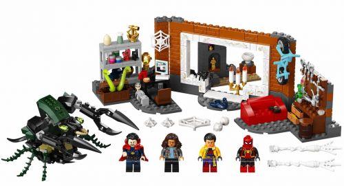 漫威与乐高发布《蜘蛛侠:英雄无归》玩具套组开放预购