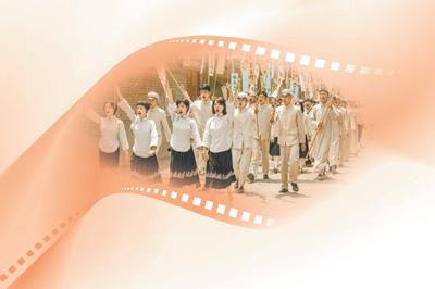 电影《1921》监制兼导演黄建新:展现崇高的追求和向往