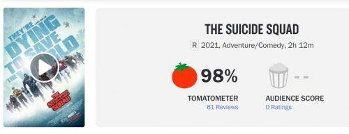 电影《X特遣队:全员集结》北美影评口碑解禁 烂番茄开局98%