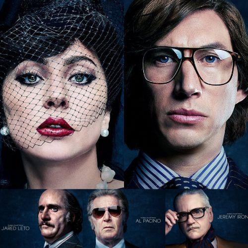 雷德利·斯科特执导传记片《古驰王朝》将于11月24日上映