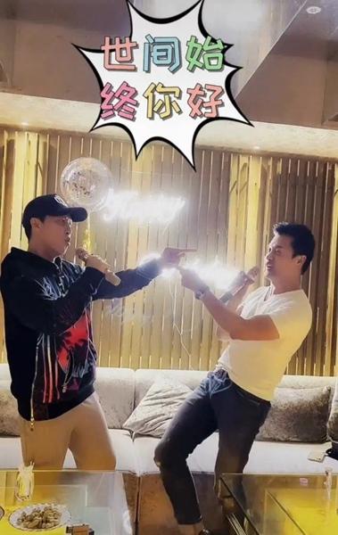 """电影《怒火·重案》高燃上映 甄子丹吕良伟定义""""人类高质量兄弟情"""""""