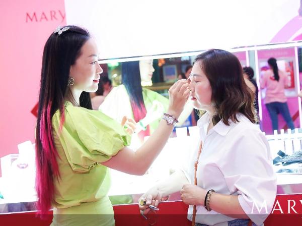 """玫琳凯开启全新城市美丽体验中心 """"你的潜力,我的动力""""全球品牌活动深入开展"""