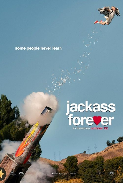 电影《蠢蛋搞怪秀4》北美定档 约翰尼·诺克斯维尔等原班人马打造