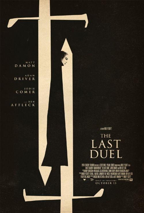 20世纪影业电影《最后的决斗》曝预告 雷德利·斯科特执导