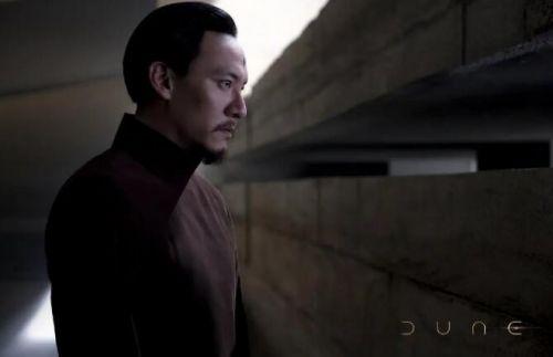《沙丘》发角色海报,张震饰演医生造型抢眼 出演内心挣扎反派