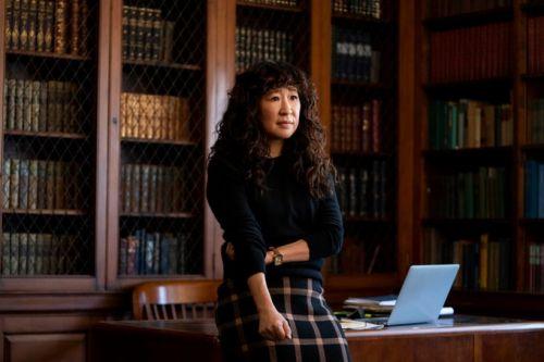 韩裔美国女星吴珊卓主演喜剧《叫她系主任》将上线Netflix
