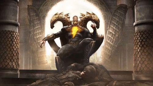 道恩·强森主演《黑亚当》改档 将和《夺宝奇兵5》同日PK