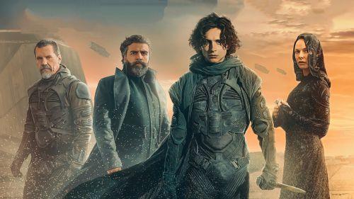 好莱坞年度科幻巨制 《沙丘》确认引进中国内地,档期待定