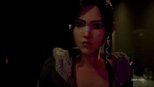 《银翼杀手:黑莲花》发布正式预告片 为13集动画剧集