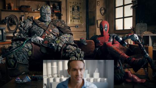 演员Ryan Reynolds发视频联动漫威角色 或暗示死侍未来加入MCU