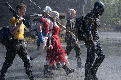 DC超级英雄电影《X特遣队:全员集结》北美提前场票房410万美元