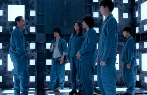 《异次元杀阵》日版《CUBE》最新剧照放出 10月22日上映