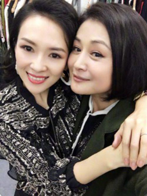 章子怡发文悼念师姐于月仙 曾合作《演员的诞生》