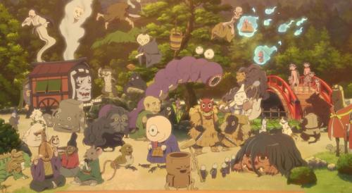全新动画电影《海岬的迷家》定档8月27日上映