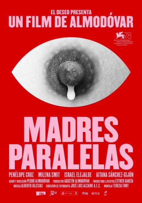 佩德罗·阿莫多瓦执导电影《平行母亲》北美与西班牙定档