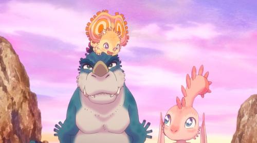 中日合制动画电影《你好霸王龙》重新定档至12月10日