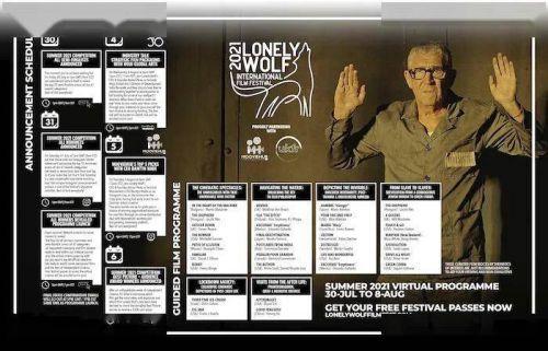 电影《何以飞翔》获得2021年伦敦孤狼国际电影节5项提名