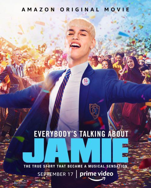 电影版《人人都在谈论杰米》定档9月17日上线Prime Video