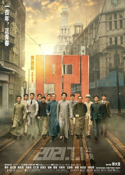 2021年7月全国电影票房32.21亿元 《中国医生》12亿居第一