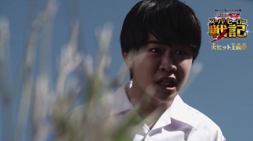 石森章太郎将登场全新特摄电影《圣刃·全界者 超级英雄战记》