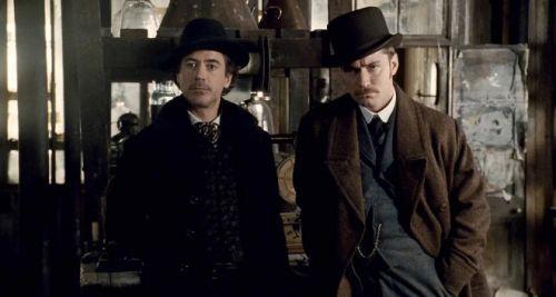 唐尼发文暗示要拍《大侦探福尔摩斯3》 和裘德·洛双人组合