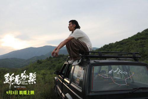 《风犬》刘闻钦归来仍是少年 周游新作《野马分鬃》续写野性青春