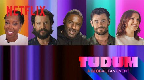 Netflix活动《登登:全球影迷盛会》将于9月25日线上举行