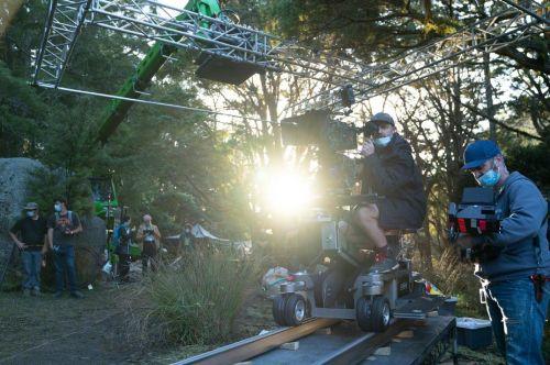 亚马逊《指环王》剧集第一季拍摄杀青 片场照公布