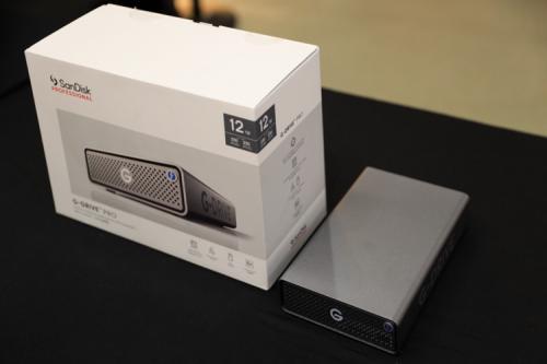 闪迪大师系列存储方案登场 覆盖移动硬盘到DAS