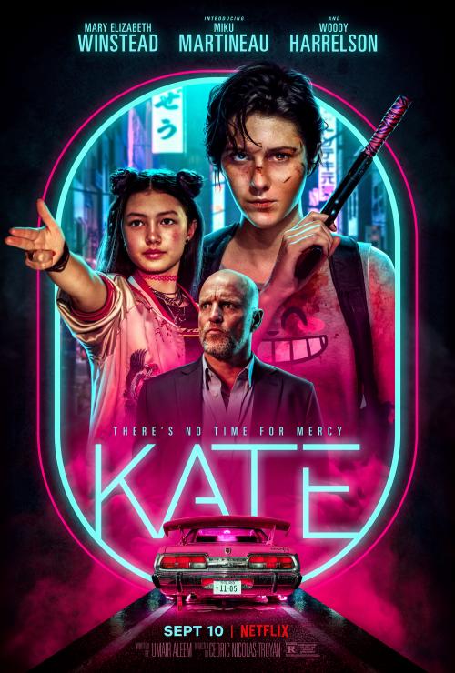 犯罪动作电影《绝命凯特》定档Netflix 塞德里克·萨科执导