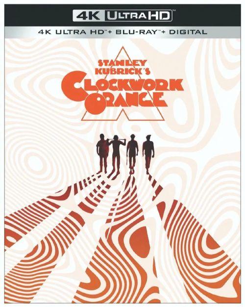 库布里克经典电影《发条橙》将首次推出4K超清版HDR